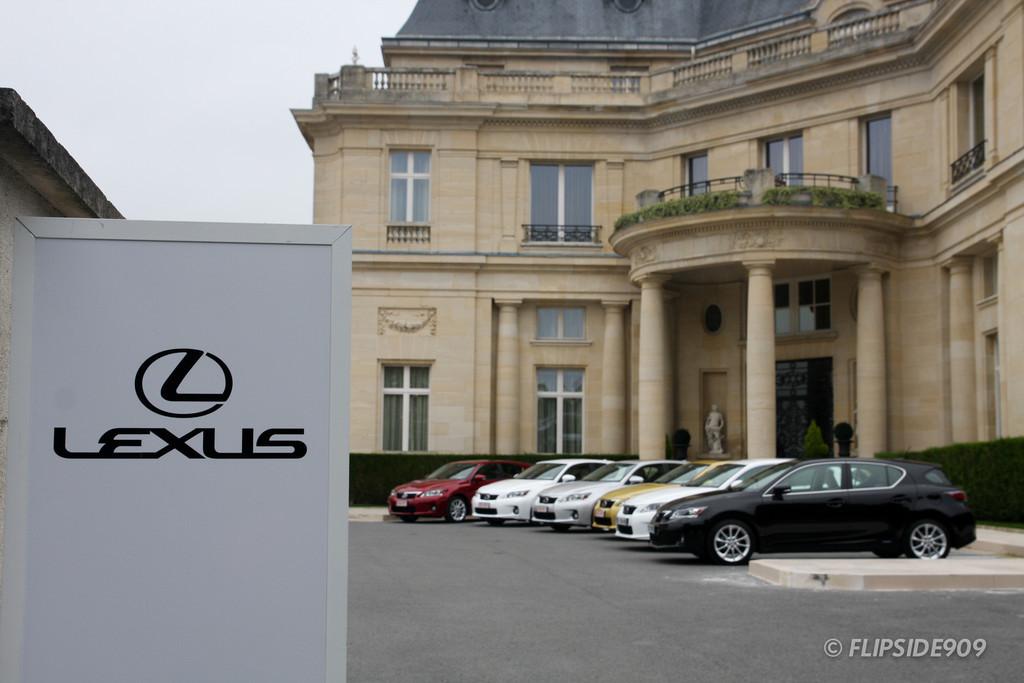 First Drive: 2011 Lexus CT 200h – The Green Hatch