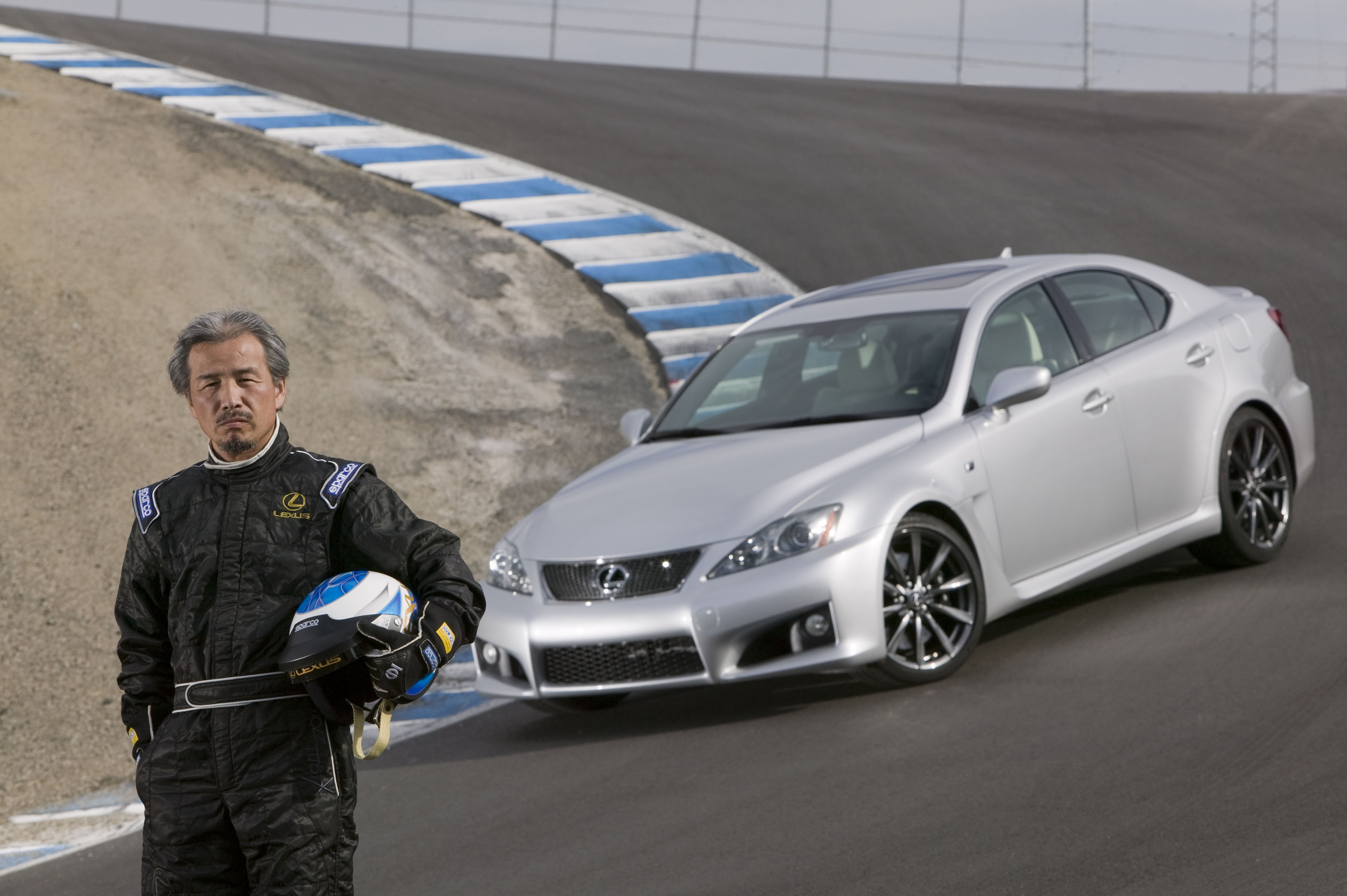 Confirmed: Former IS F Chief Engineer is head of RC F