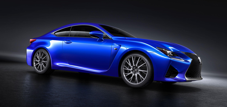 Geneva Bound: RC F, RC F SPORT & RC F GT3 Concept