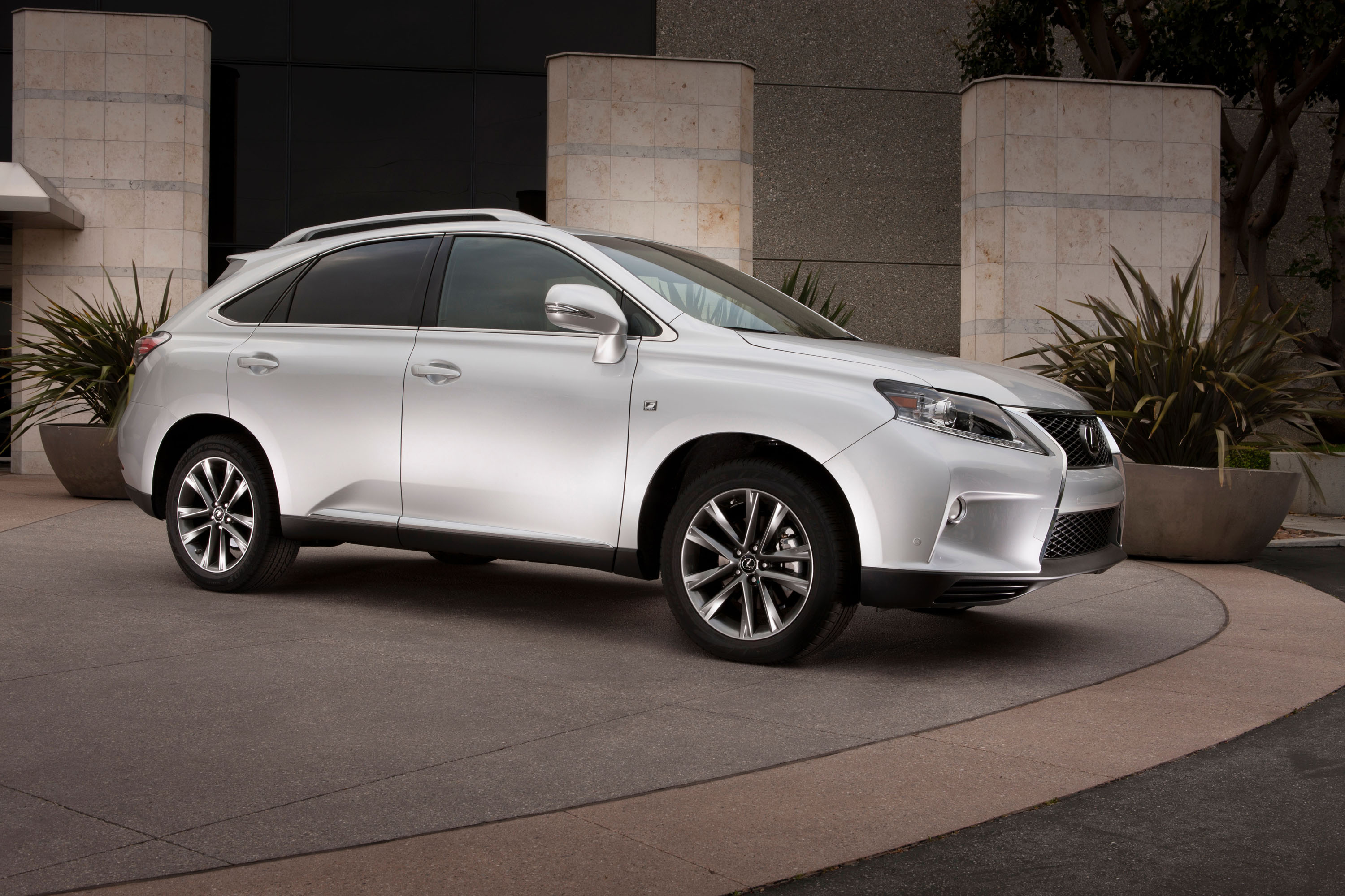 review pro rx lexus rapid awd car