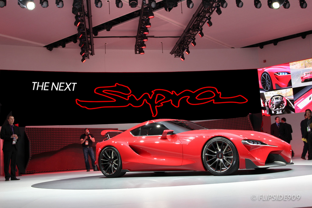 Toyota FT-1: The Next Supra?