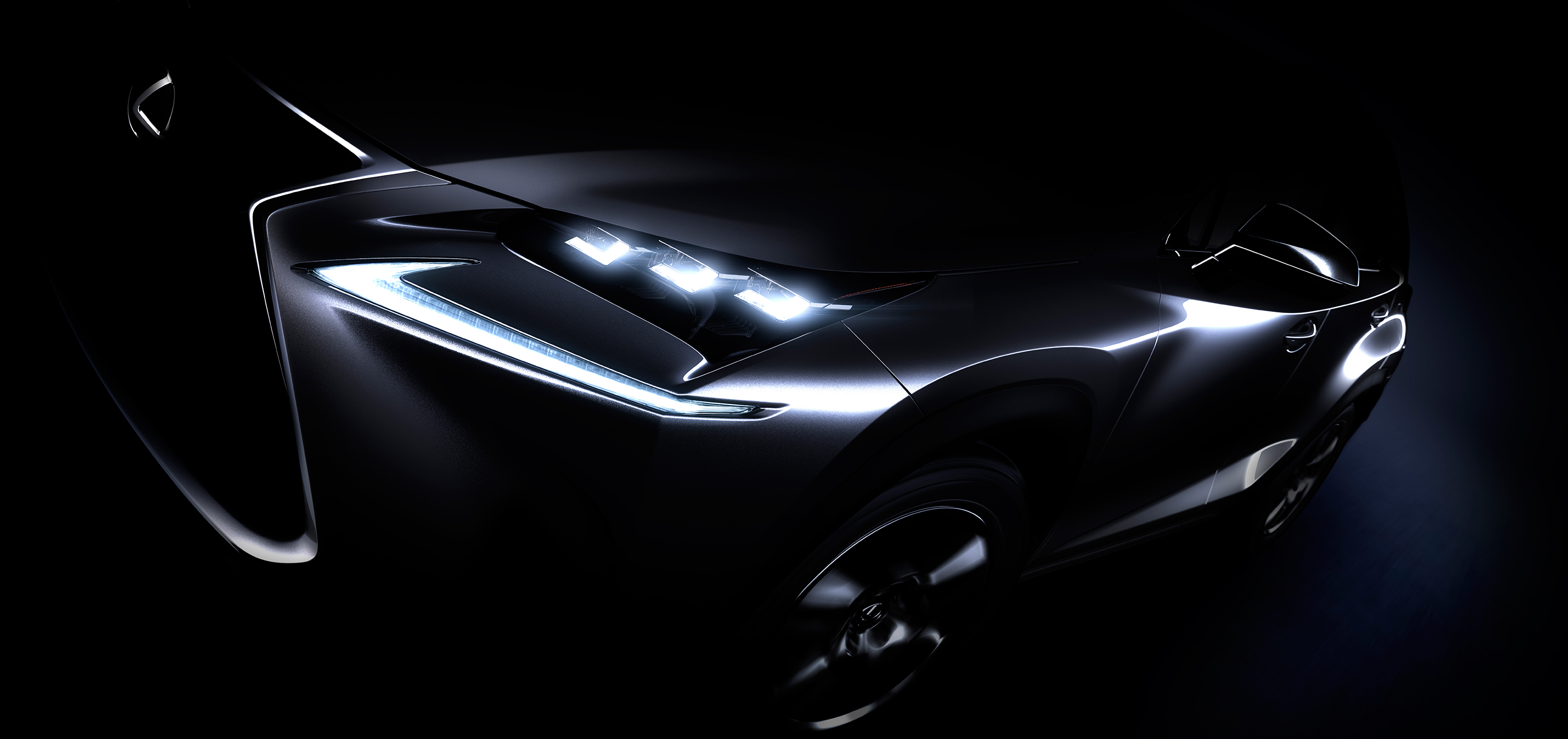 Lexus NX: The Baby RX We've Been Waiting For