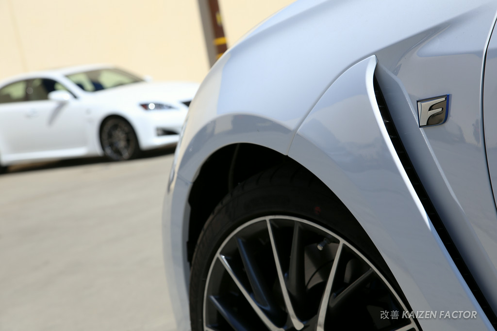 The First RC F Carbon Package In Ultra White Has Arrived
