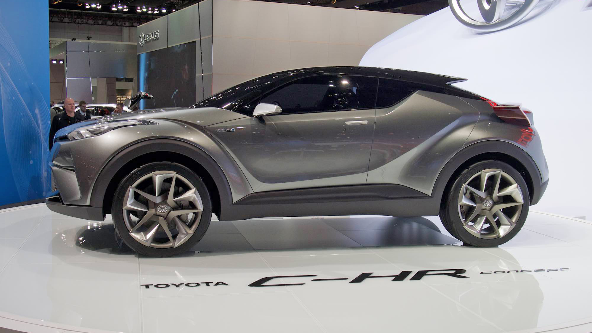 CH-R, C-HR, a flying car (!) and more… new Toyota U.S. trademarks and patents