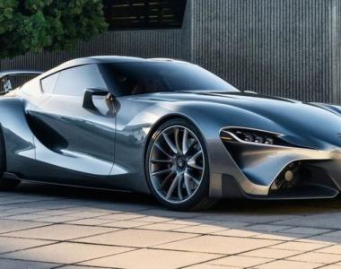 An Austrian-built next-gen Toyota Supra?!