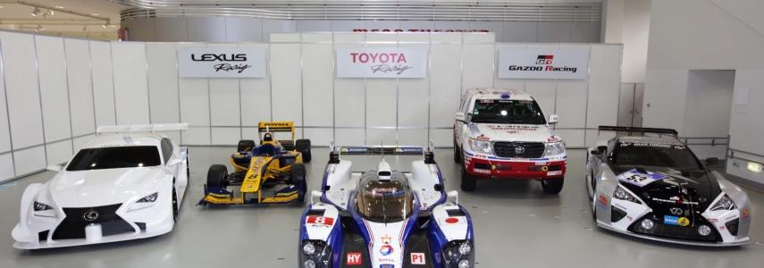 Toyota Motorsports Reborn in 2014: Toyota, Lexus & Gazoo Racing