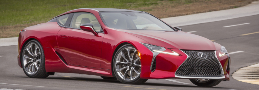 Lexus LC 500 thoughts and questions