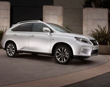 New Features For 2015 Lexus RX