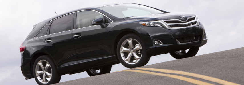 Toyota To Stop Making The Venza Not Exactly