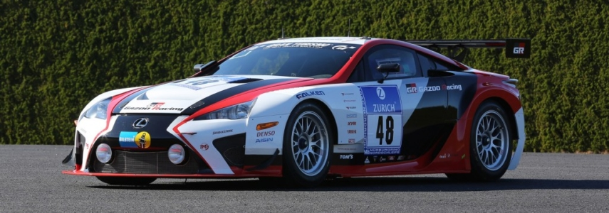 Will the Lexus LFA Code X be forced to skip this year's 24 hours of the Nürburgring? (UPDATED)