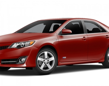 Finally, Camry Hybrid SE!