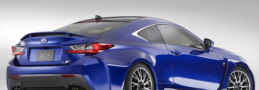 "Jeremy Clarkson on RC F: ""Hate to admit I quite like it"""