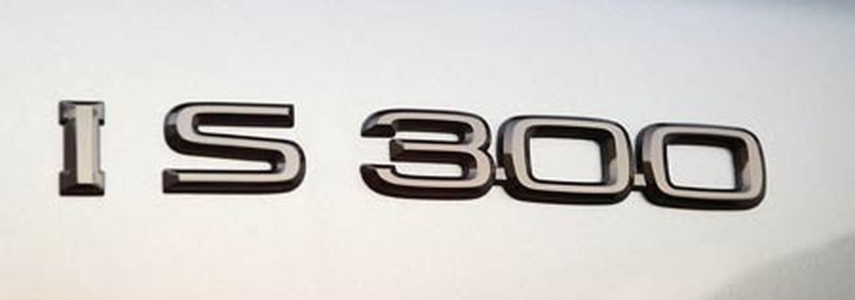 Lexus' latest trademarks: RC 300, a reborn non-hybrid IS 300 and more…