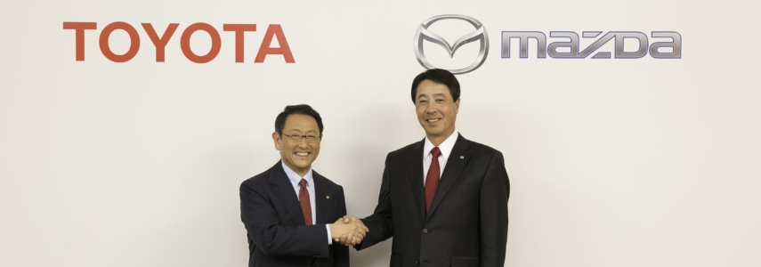 Will Toyota take a financial stake in Mazda?