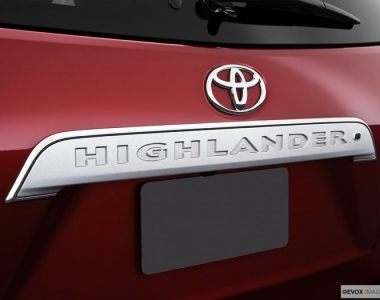 Is the Toyota Highlander really available with a 2-liter 4-cylinder turbo engine?