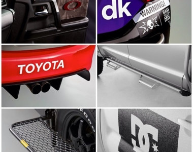 2013 Toyota Dream Build Challenge & SEMA Show Project Teasers
