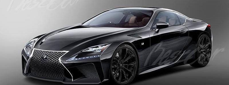 Lexus LF-LC: The Next SC?