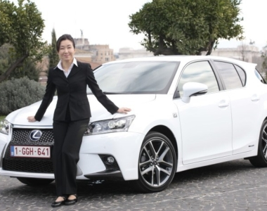 Chika Kako: Toyota's (and Lexus') first-ever female Chief Engineer