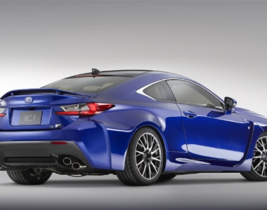 """Jeremy Clarkson on RC F: """"Hate to admit I quite like it"""""""