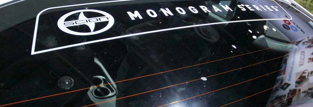 Close Up: 2014 Scion FR-S & tC Monogram Series