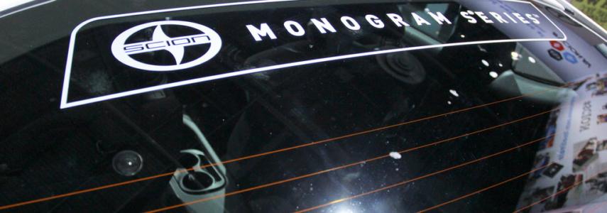 Close Up: 2014 Scion FR-S & tC Monogram Series