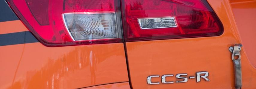 IS F CCS-R: Secret RC F Development Car