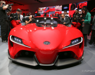 The 2014 NAIAS Show Stopper: Toyota FT-1