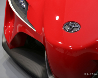 Up Close & In Depth: Toyota FT-1