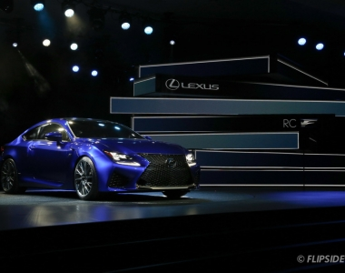 New Chapter In Lexus History: RC F (Part 1)