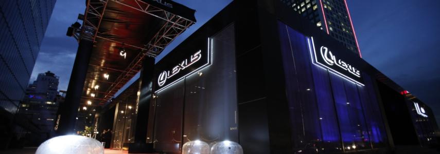 What markets will Lexus enter next?