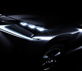 Lexus NX Coming to Beijing April 20