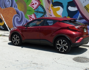 Toyota C-HR: Scion's last idiosyncratic hurrah