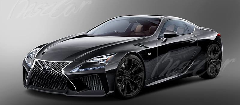 Lexus LF-LC: The Next SC?