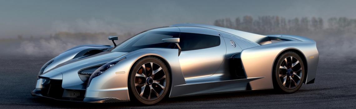 Will the SCG003 supercar offer the Lexus LFA V10 as an option?