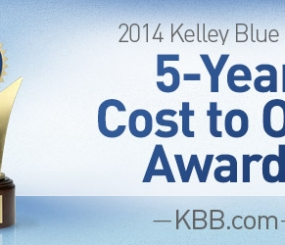 KBB: Toyota & Lexus Costs Less To Own