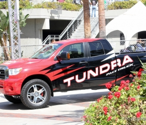 For Sale: Toyota Motorsports Tundra Pace Truck