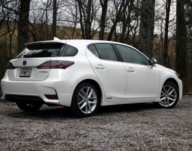 Is 2017 the last year for Lexus' CT line?