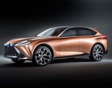 Lexus registers LQ trademark