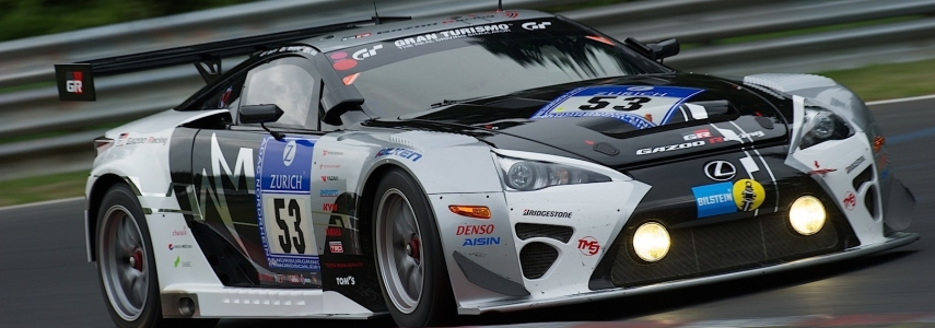 A sigh of relief, a bullet dodged… the Lexus LFA Code X can run at the Nürburgring after all